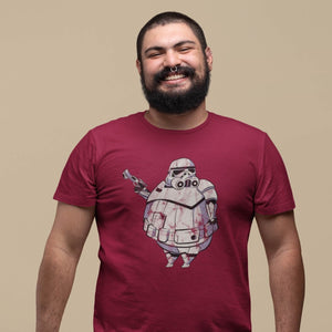Fat Storm Trooper T-Shirt