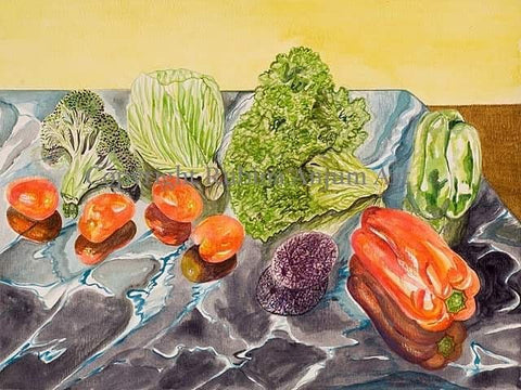 Vegetable Wonderland