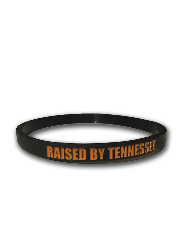 Raised by Tennessee Wristband - surf tennessee tennessee shirts