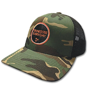 The Tennessee Everyday Camo Hat