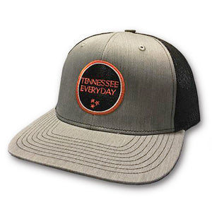 The Tennessee Everyday Smoke Grey Hat