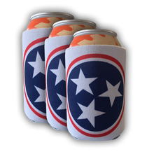 Load image into Gallery viewer, The Big Stars Koozie