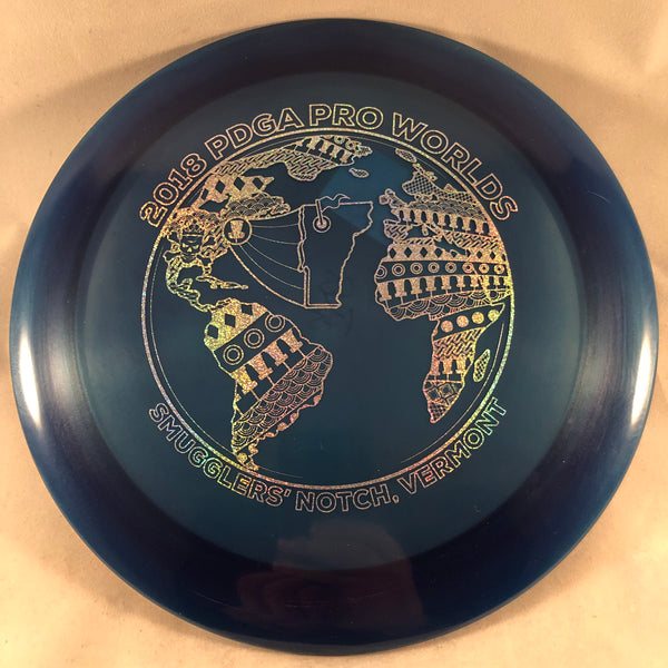 Colossus (Luster)(TFR)(2018 Pro Worlds Stamp)