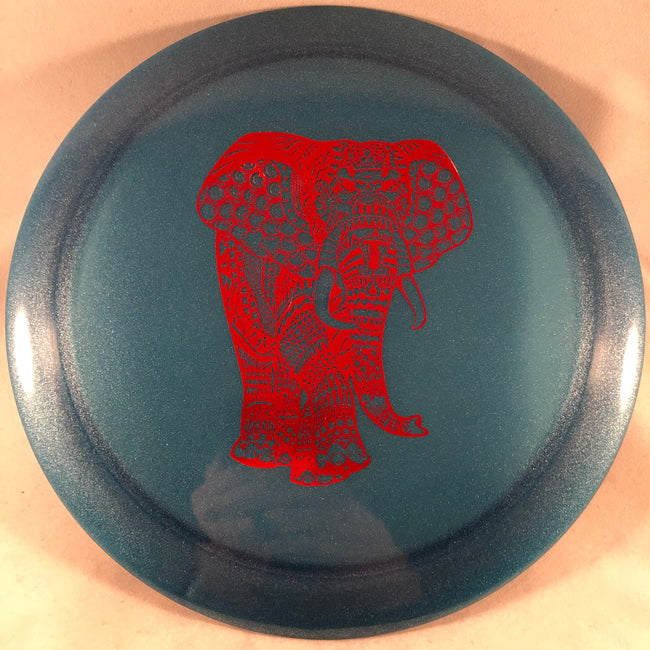 Gladiator (Opto Metallic) (Elephant Stamp)