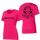 Skull Logo (Ladies Performance Tee)