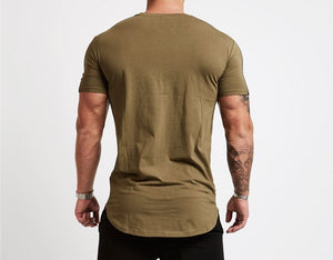 Core T-Shirt Khaki / Black