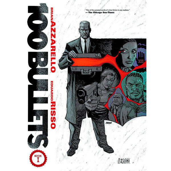 100 Bullets Book 01