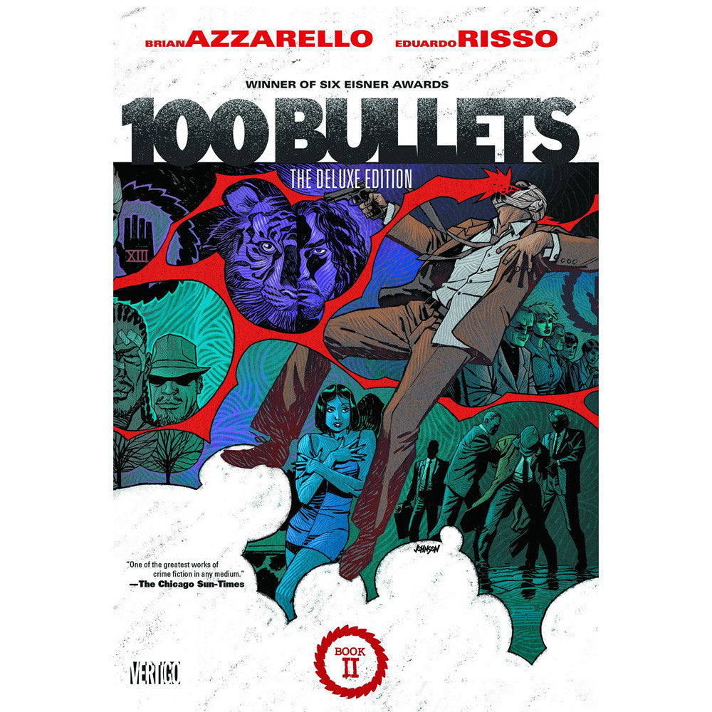 100 Bullets Book 02
