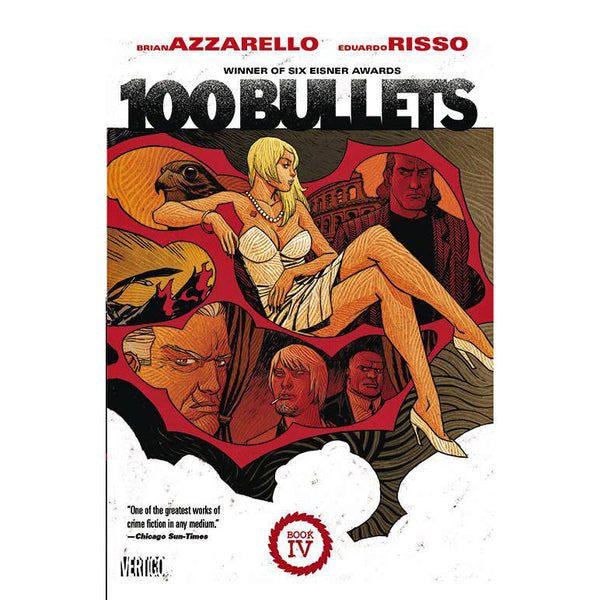 100 Bullets Book 04
