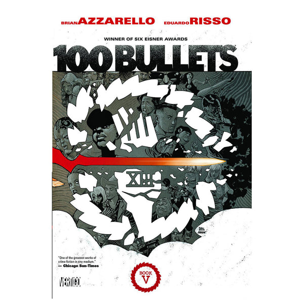 100 Bullets Book 05