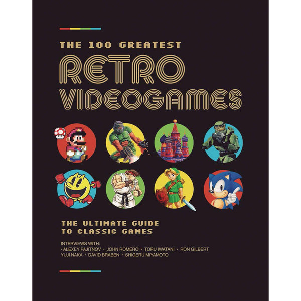 100 Greatest Retro Videogames