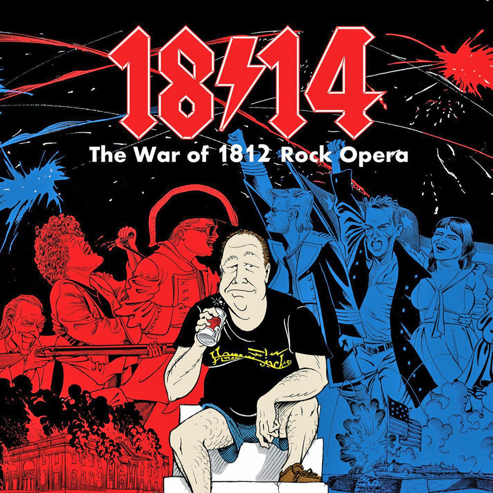 1814! The War of 1812 Rock Opera CD