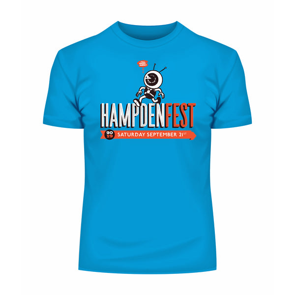 HampdenFest 2019 T-Shirt