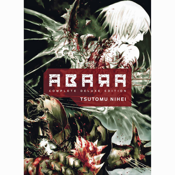 Abara Complete Deluxe Edition