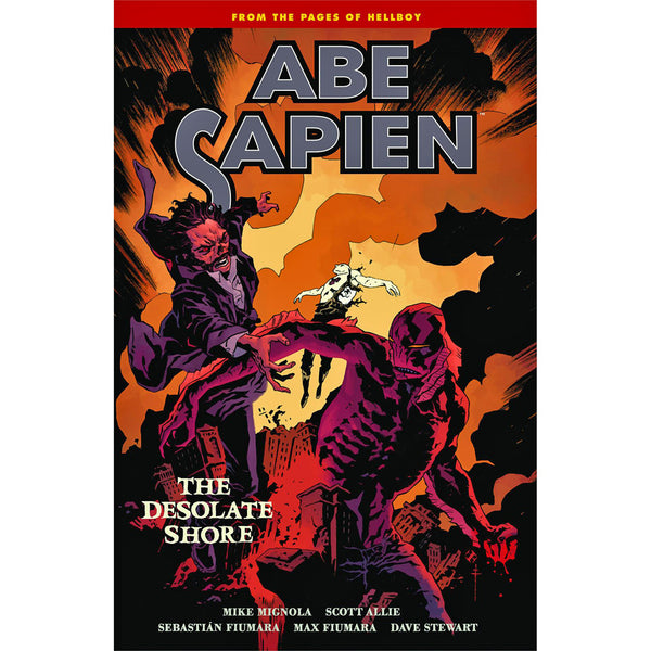 Abe Sapien Volume 8: Desolate Shore