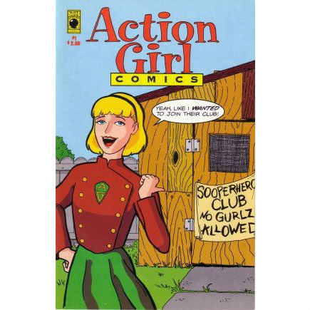 Action Girl Comics #1