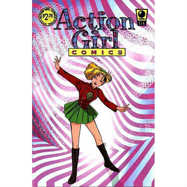 Action Girl Comics #12