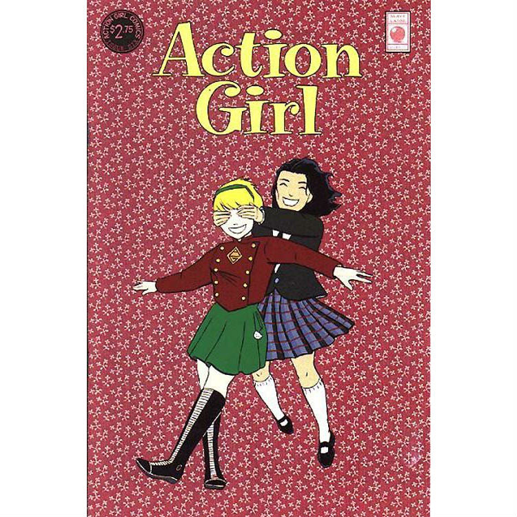 Action Girl Comics #6