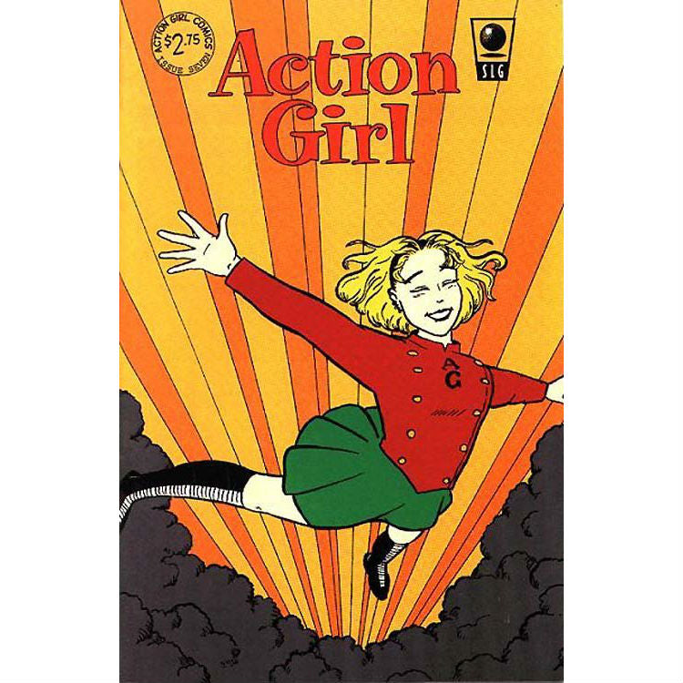 Action Girl Comics #7