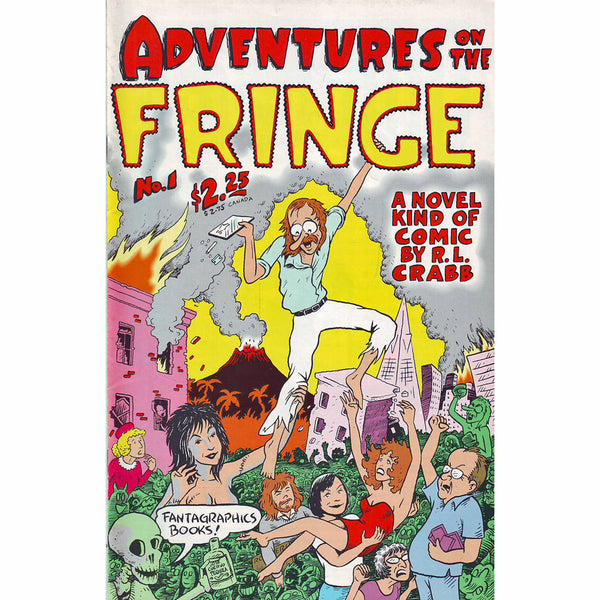 Adventures On The Fringe #1