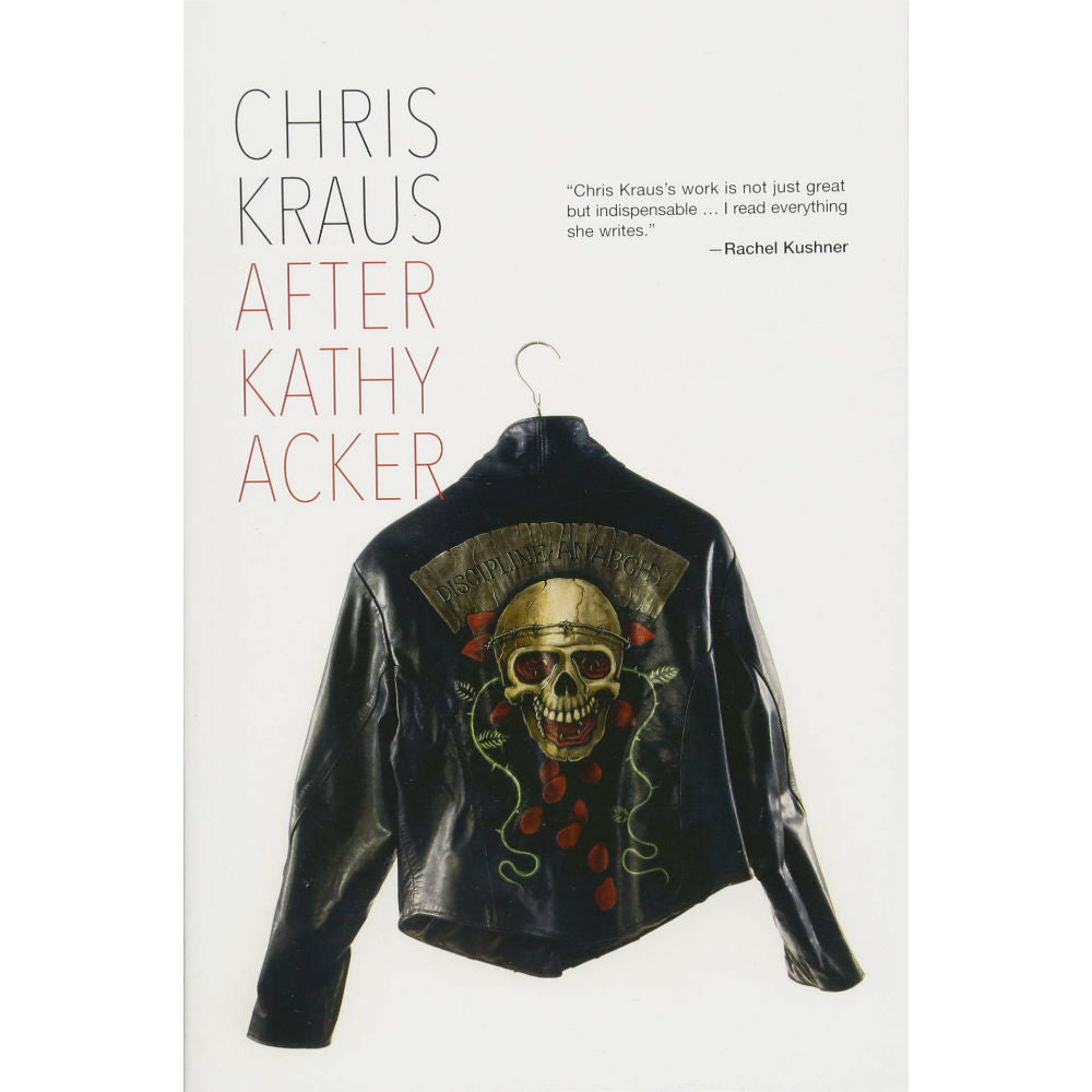 After Kathy Acker (paperback)