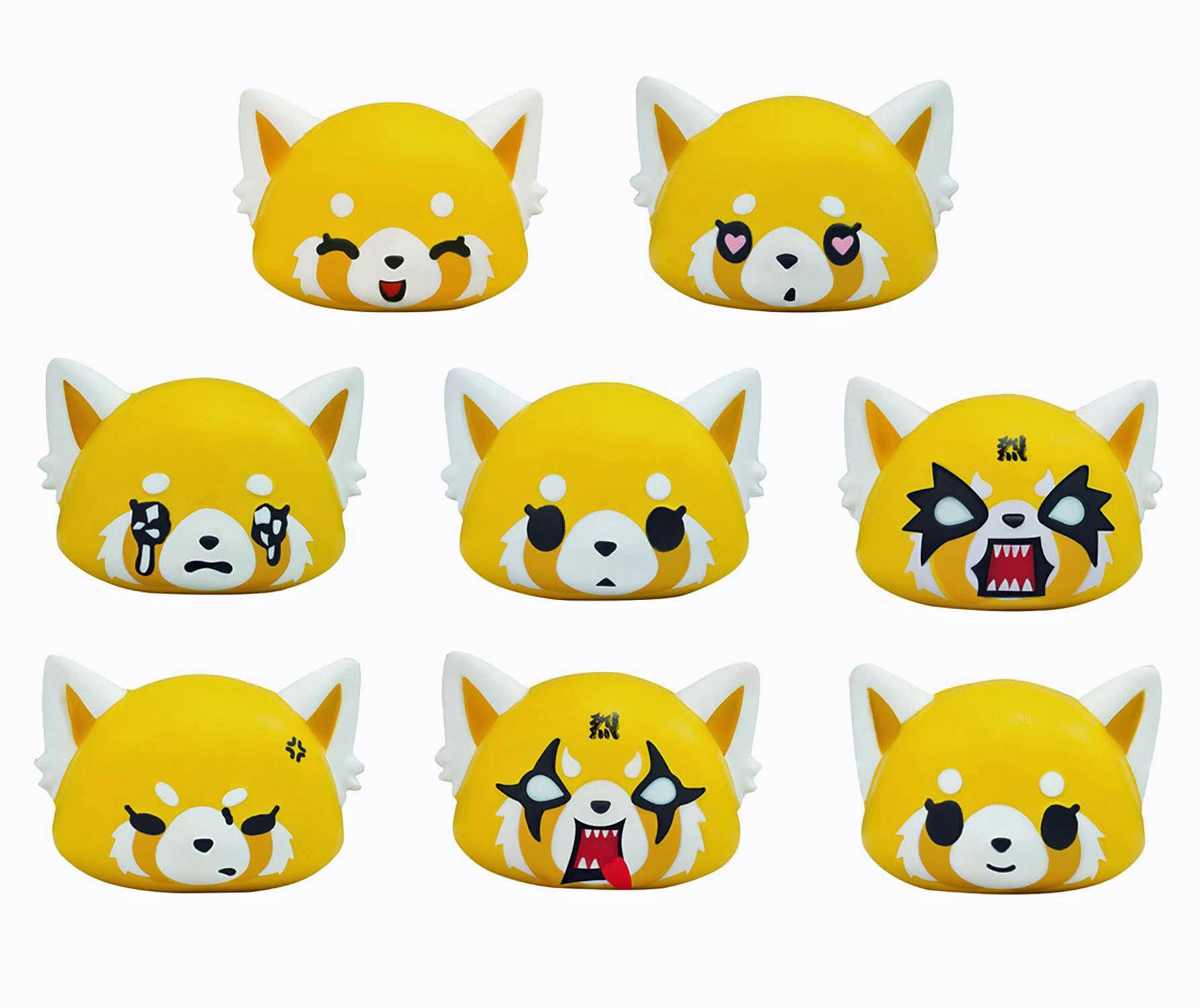 Squisme Aggretsuko Figure