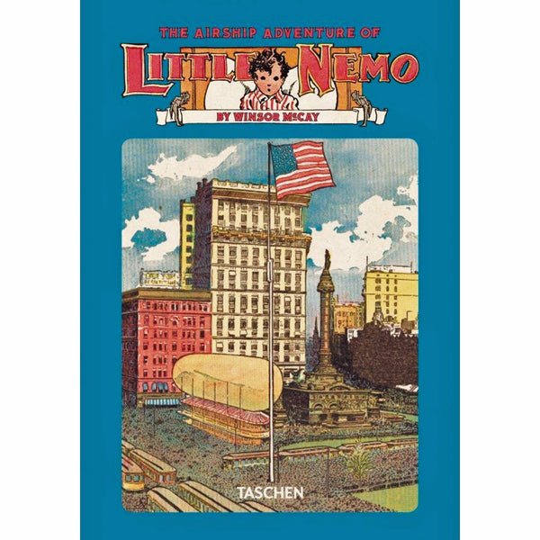 Airship Adventures of Little Nemo