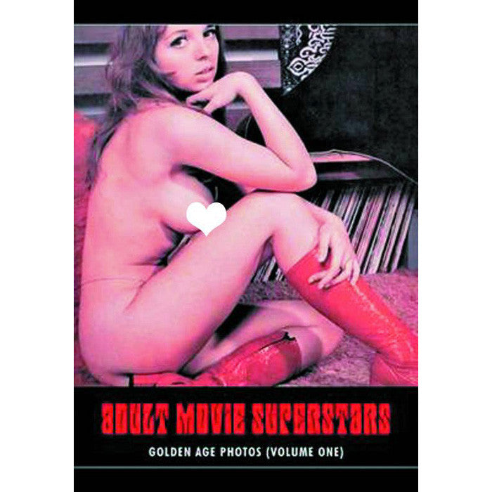 Adult Movie Superstars Volume 1: Golden Age Photos