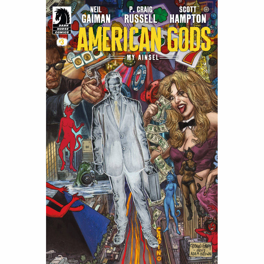 American Gods Ainsel #3