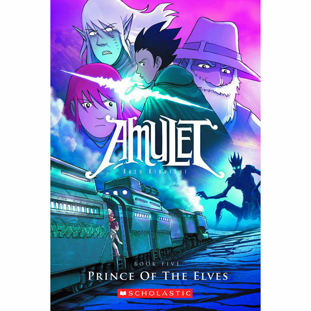 Amulet Volume 5: Prince Of The Elves