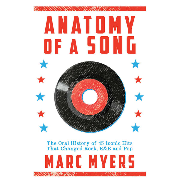 Anatomy of a Song (paperback)
