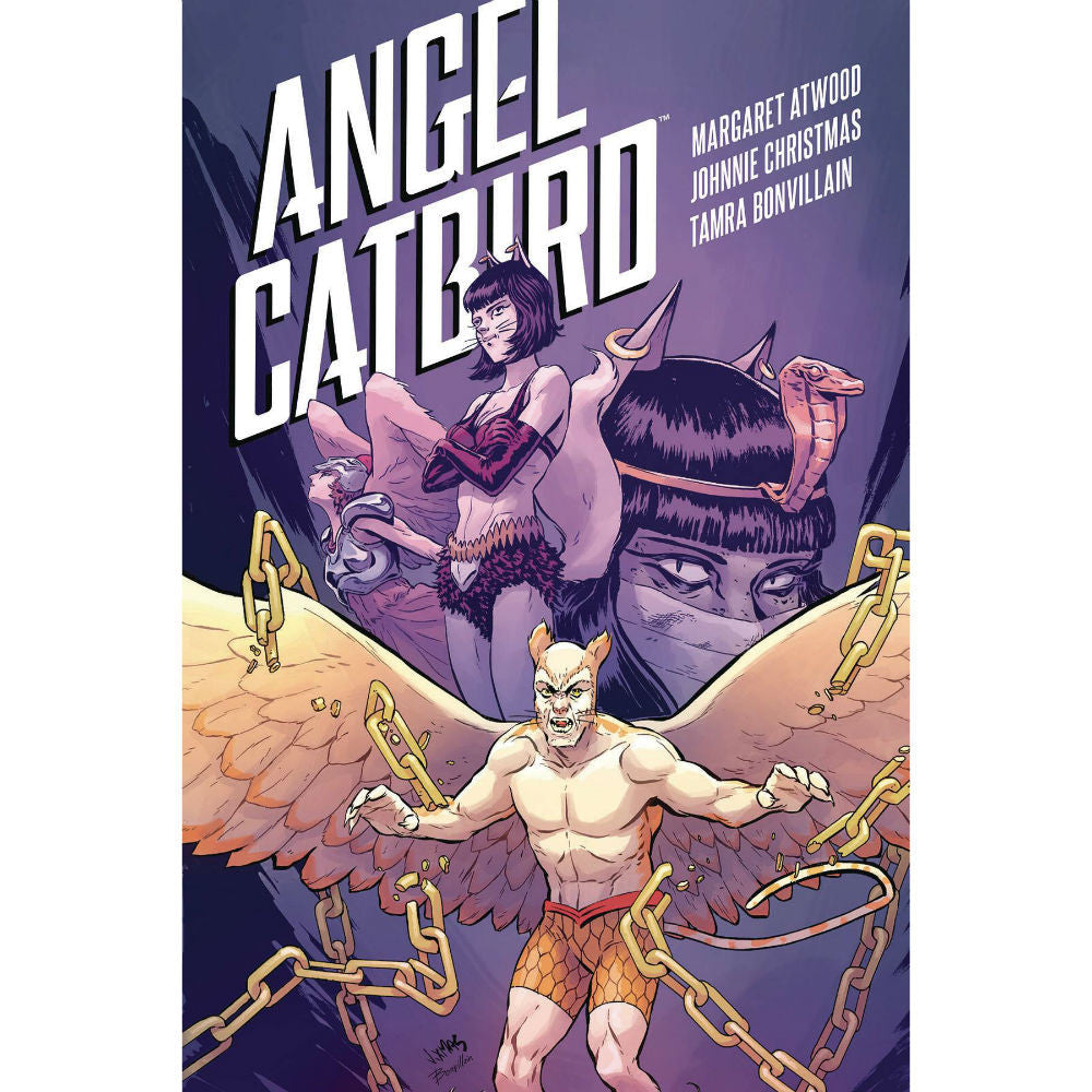 Angel Catbird Volume 3