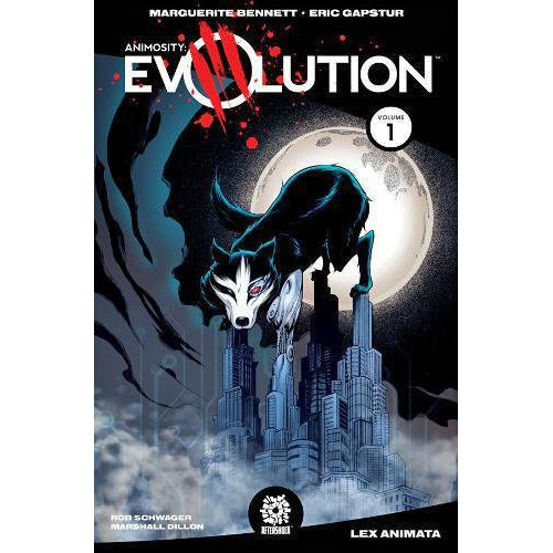 Animosity Evolution Volume 1