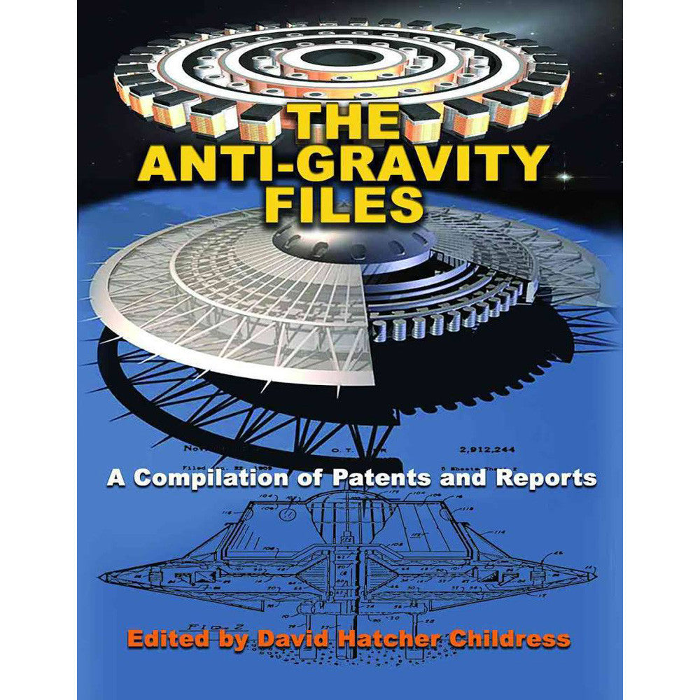 The Anti-Gravity Files