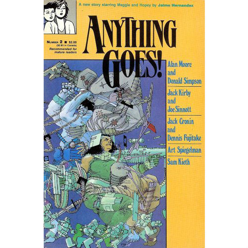 Anything Goes #2