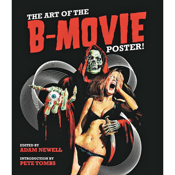 Art Of The B Movie Poster