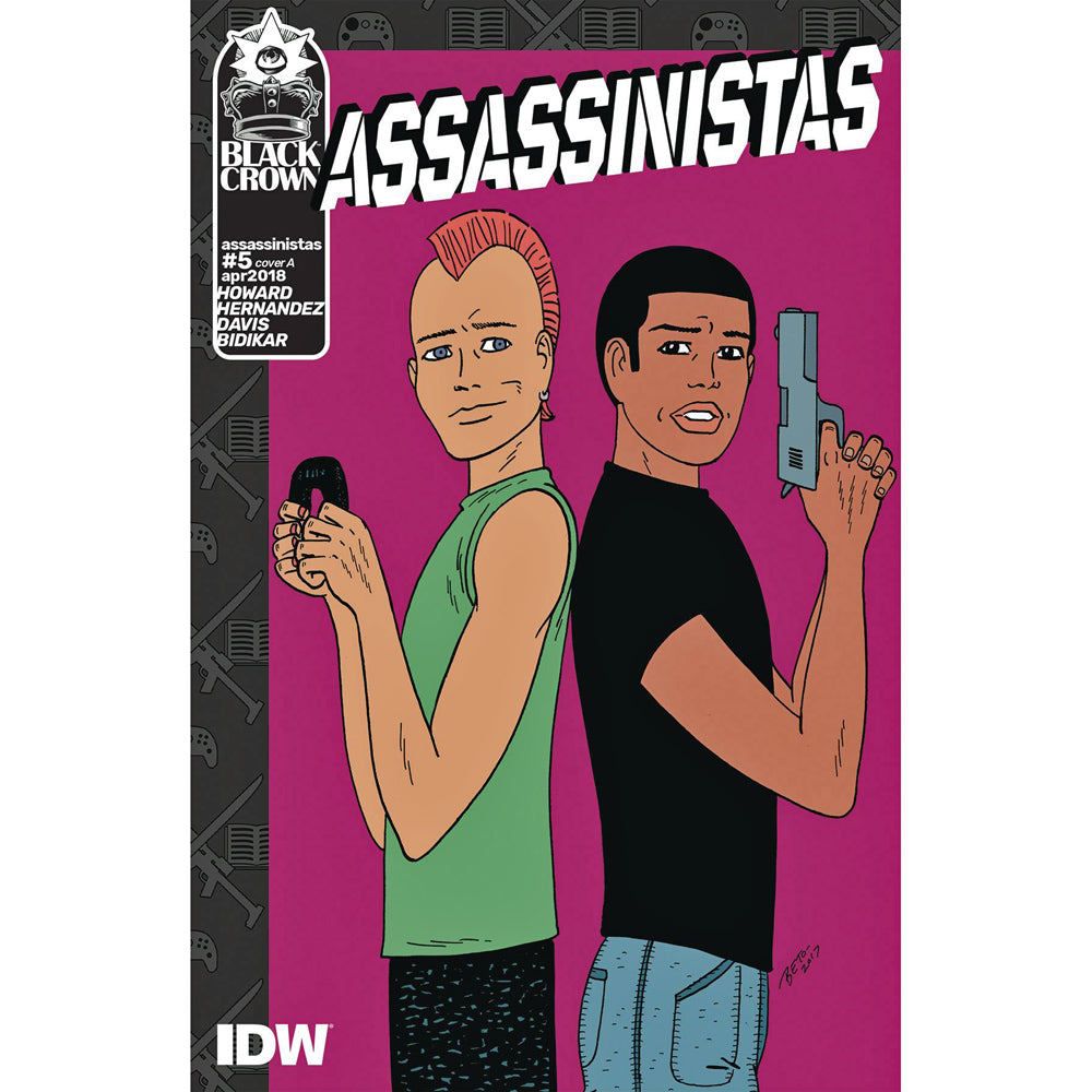 Assassinistas #5