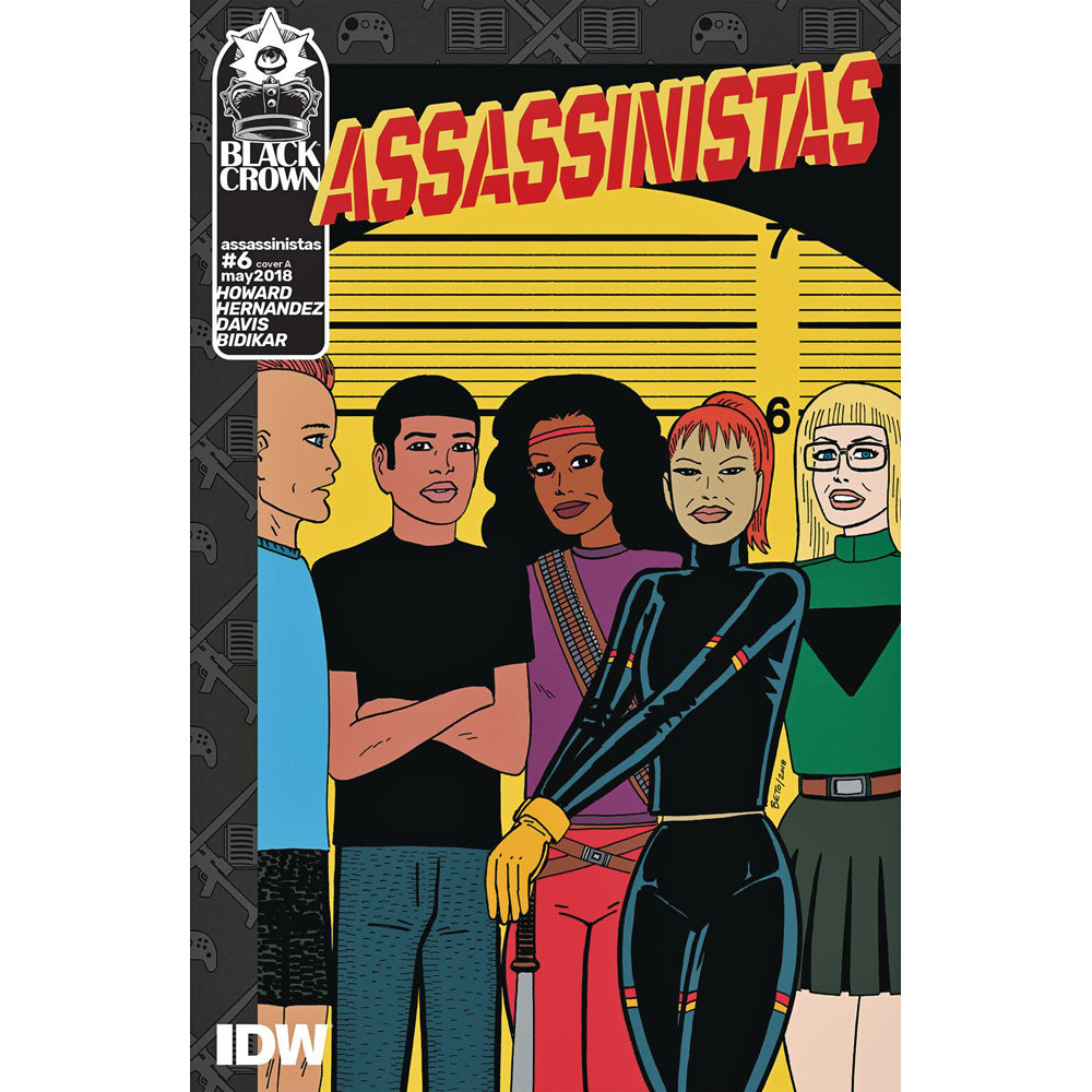 Assassinistas #6