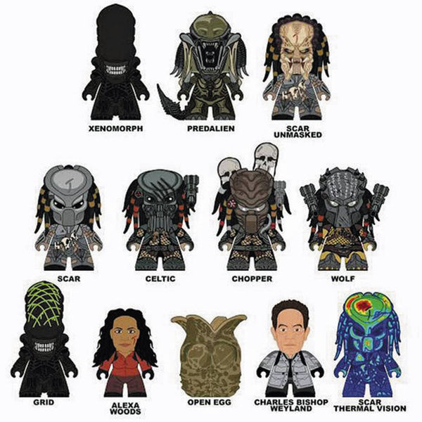 Alien Vs. Predator Mini Figure