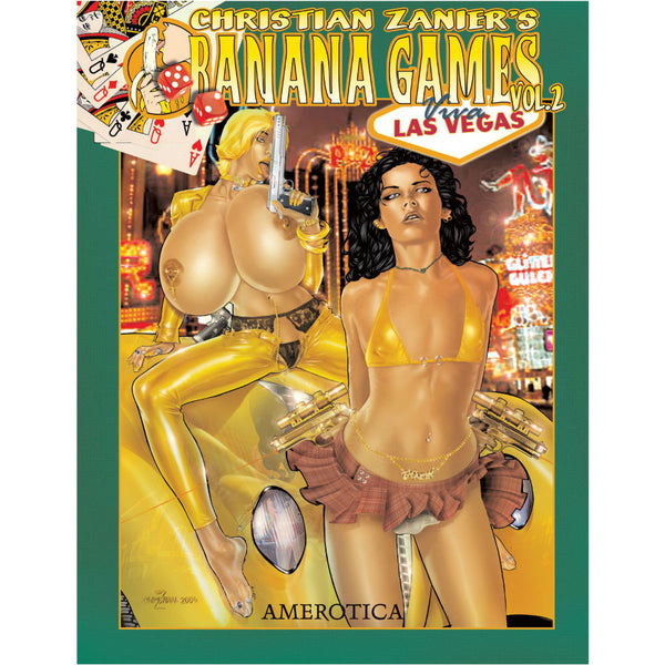 Banana Games Volume 2: Viva Las Vegas