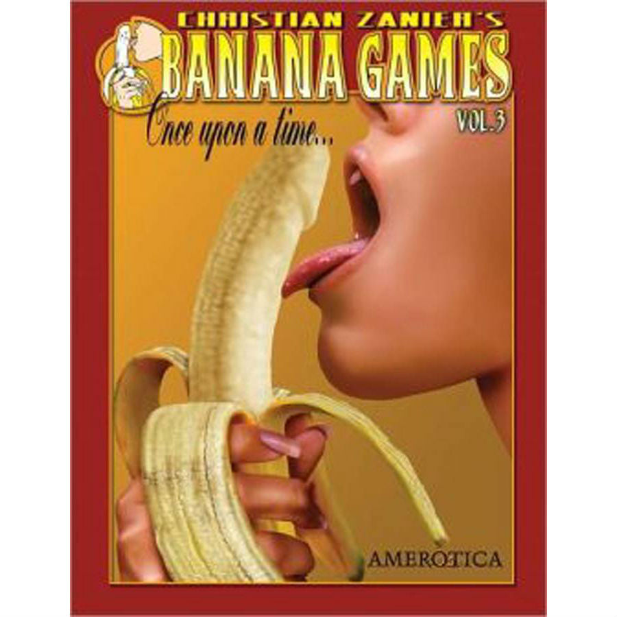 Banana Games Volume 3: Once Upon A Time Part 1