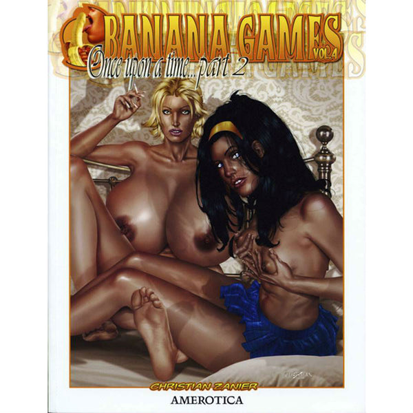 Banana Games Volume 4: Once Upon A Time Part 2