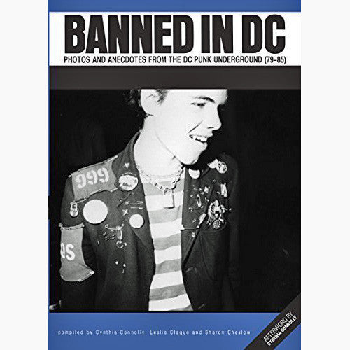 Banned in DC - SIGNED