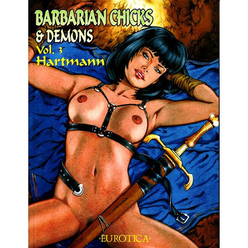Barbarian Chicks And Demons Volume 3