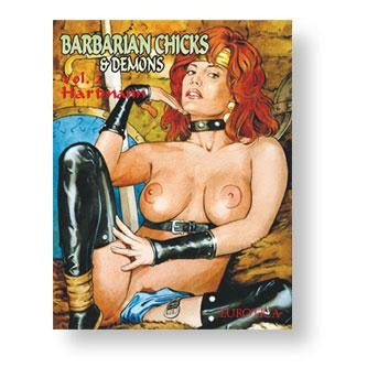 Barbarian Chicks And Demons Volume 2