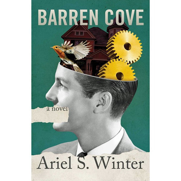 Barren Cove: A Novel - SIGNED