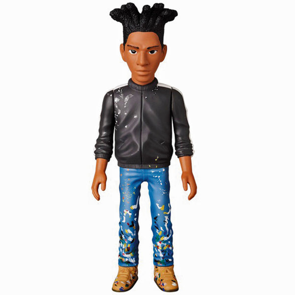 Jean Michel Basquiat Vinyl Collector Doll