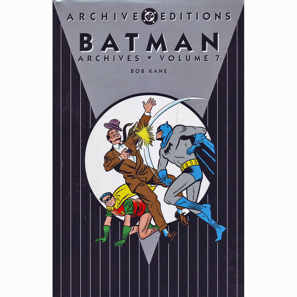 Batman Archives Volume 7