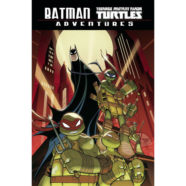 Batman TMNT Adventures