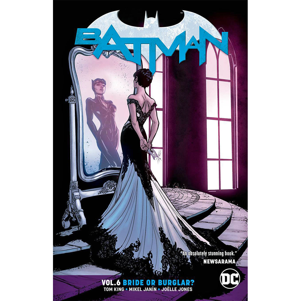 Batman Volume 6: Bride Or Burglar